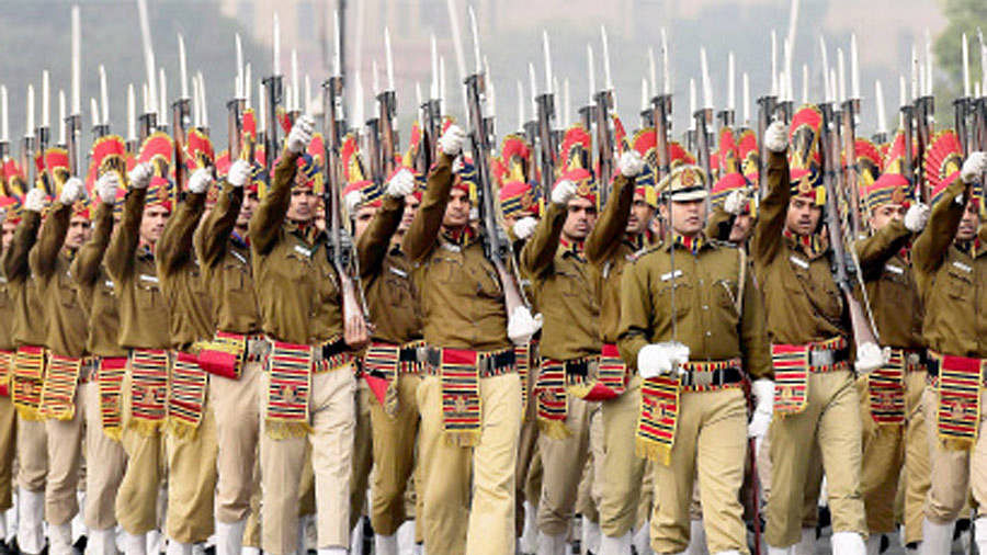5.28 lakh posts vacant in police forces; 1.29 lakh in UP alone