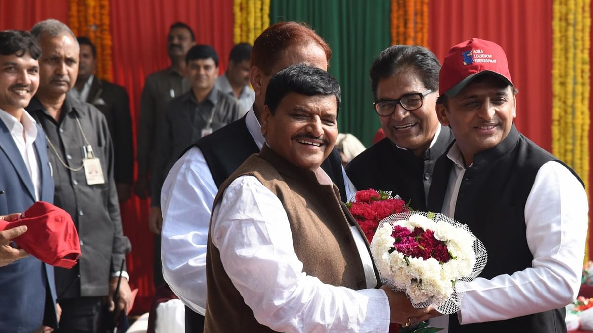 Shivpal Yadav ready to ally with Akhilesh but not return to SP