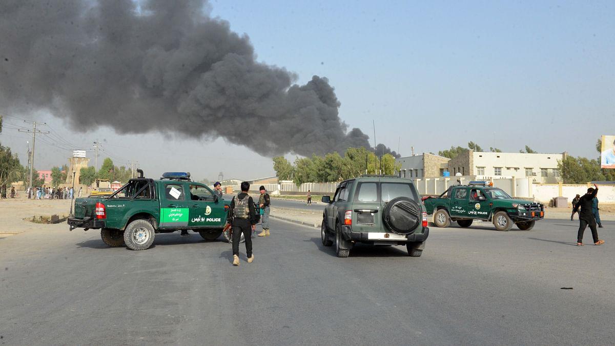 Blasts in Afghanistan leave 7 dead, 21 injured