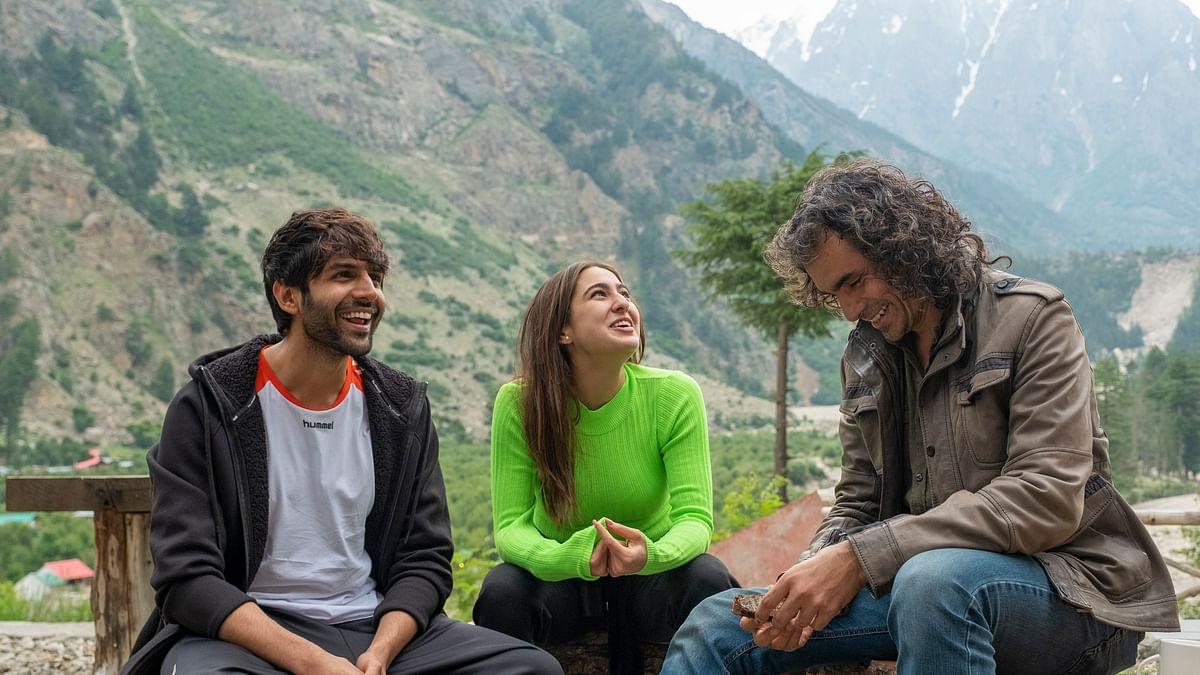 Sara-Kartik wrap up shoot for Love Aaj Kal 2!