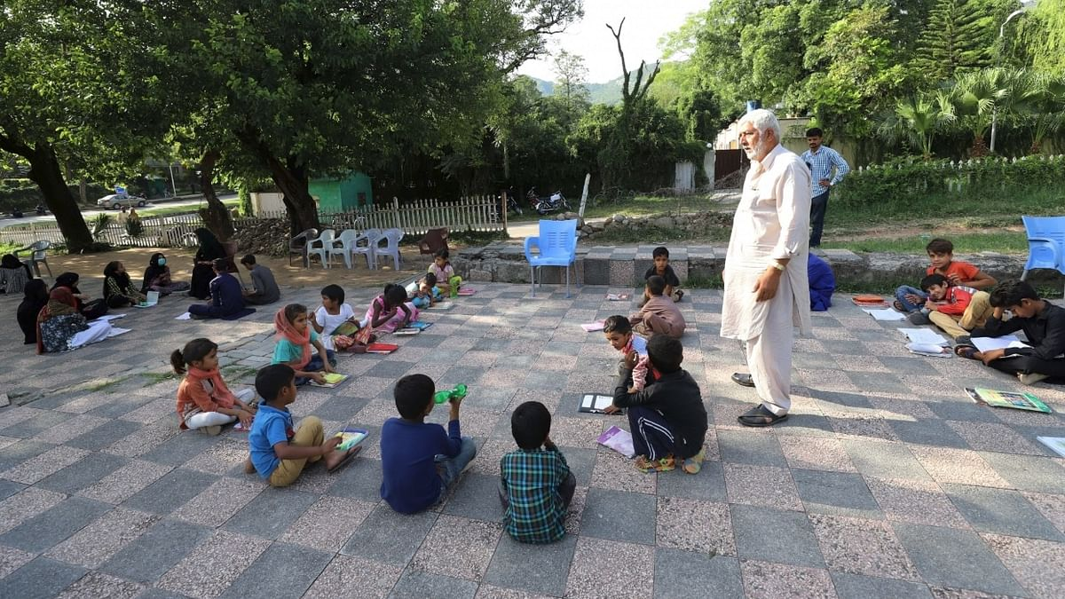 Over 23 million out-of-school children in Pakistan