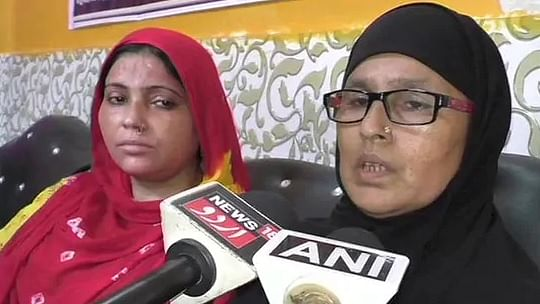 UP woman asked to vacate house after joining BJP