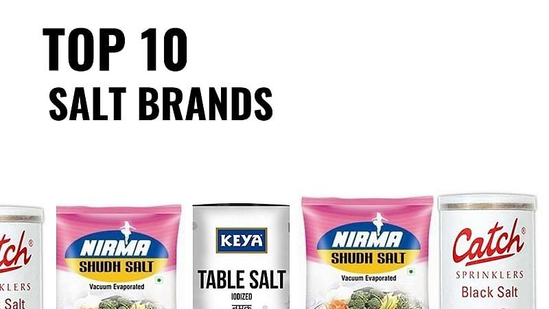 Regulatory, industry bodies say salt brands in India are safe to consume