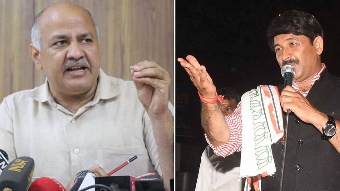 Delhi Classroom row: Sisodia sends legal notice to BJP leaders