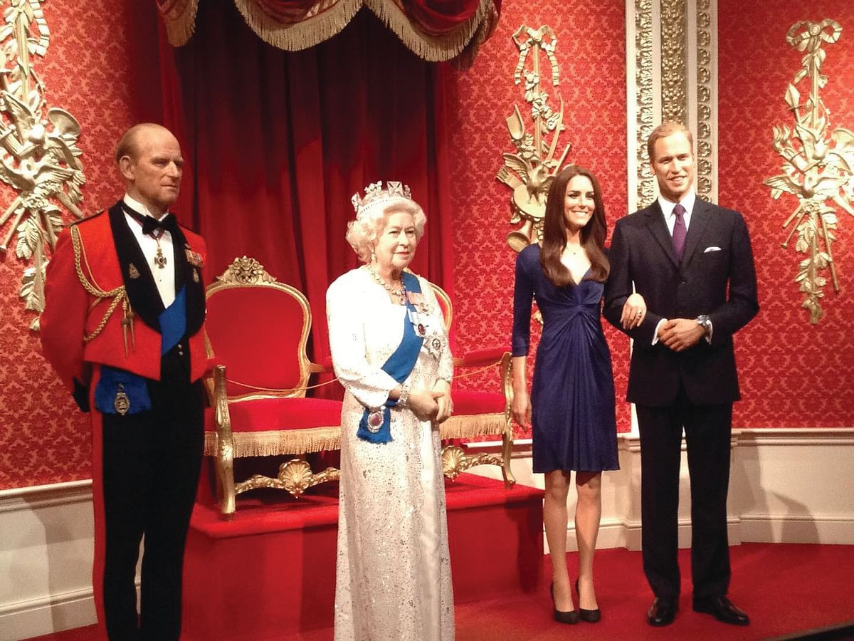 London Diary: On public demand, Tussauds throws out May waxwork