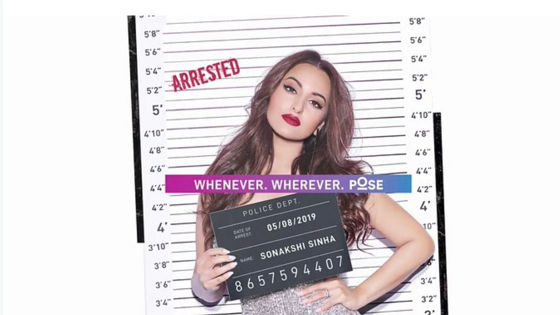 #AsliSonaArrested Trends on Twitter, guess why Sonakshi Sinha was handcuffed?