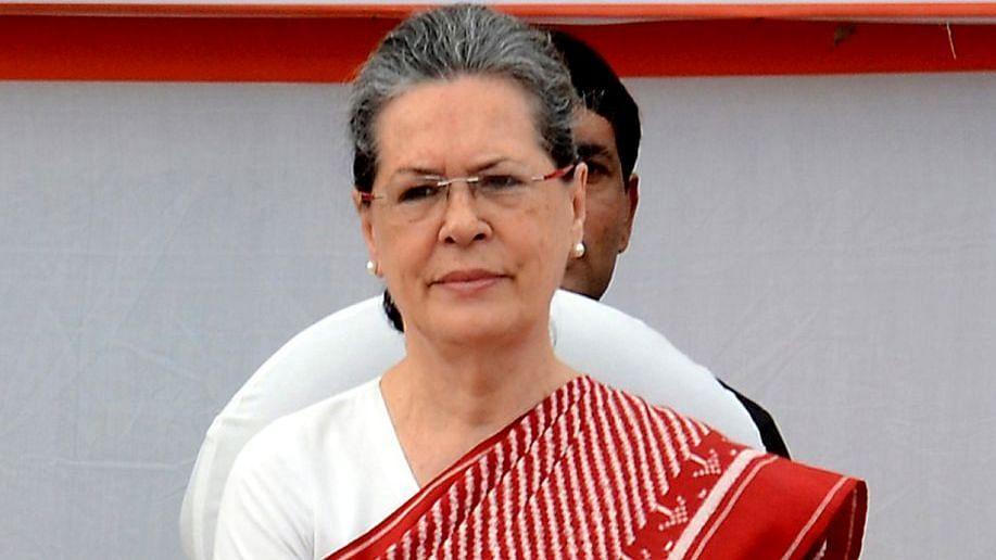 Sonia Gandhi wishes countrymen on Eid al-Adha