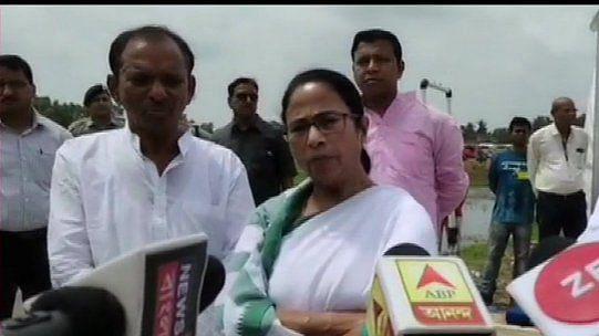 Democracy in danger, says Mamata Banerjee after P Chidambaram's arrest