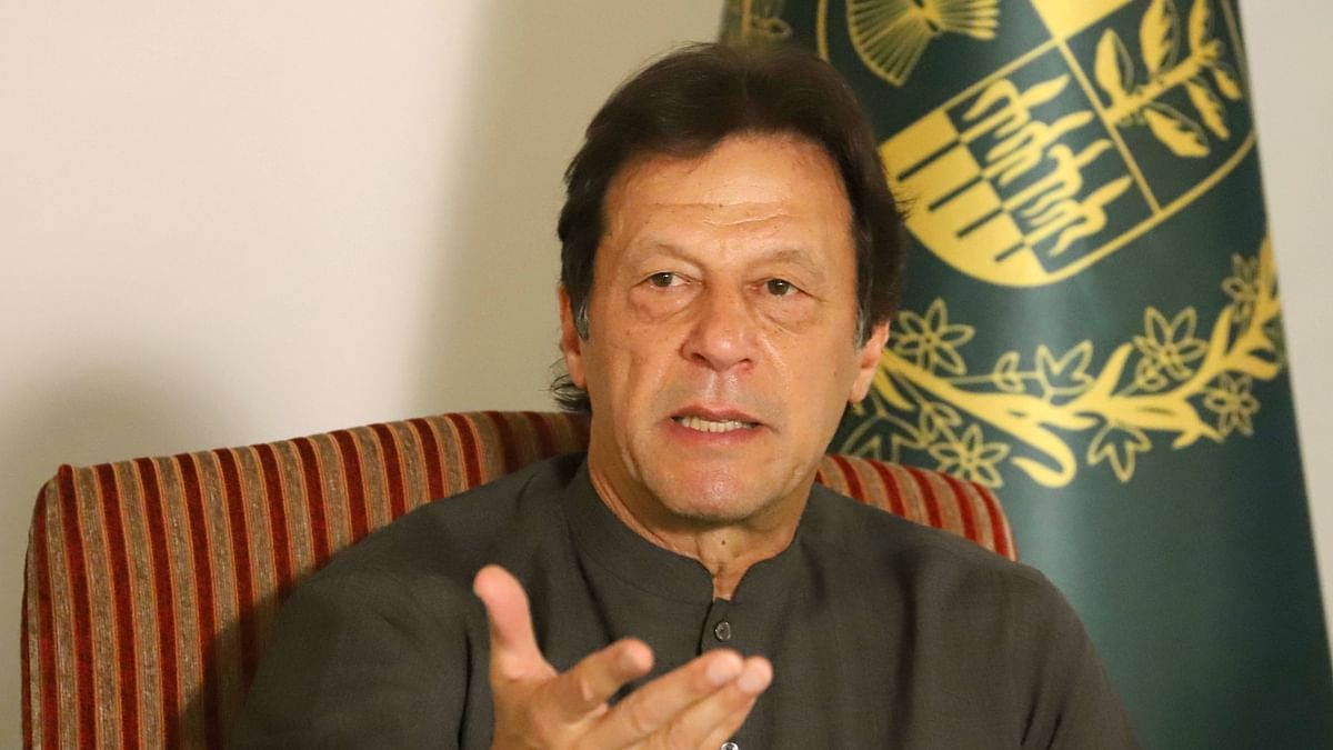 J&K events unfolding as per Nazi-inspired RSS ideology: Pak PM Imran Khan