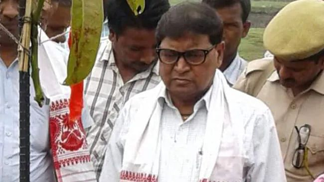 AIUDF legislator from Abhayapuri South Ananta Kumar Malo is among the several prominent persons whose names are missing from the final NRC liost issued on August 31.