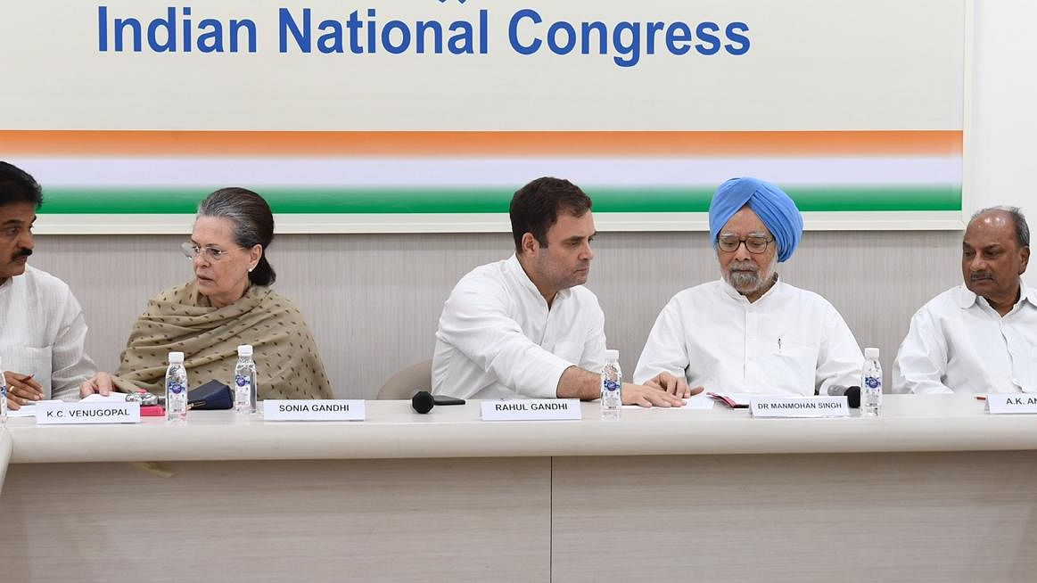 Article 370:  Congress vows to stand with the people of Jammu and Kashmir