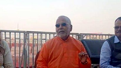BJP leader Swami Chinmayanand
