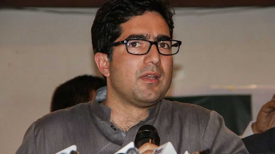 Shah Faesal finally released from detention, but has very little left to speak about