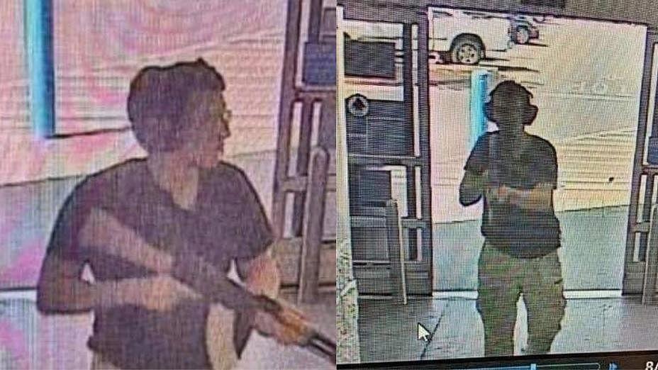 Gunman kills 20 at Texas Walmart store in US, police say 'has nexus of a hate crime'