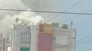 Fire breaks out in Noida Sector 25A's Spice Mall