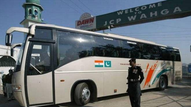 Now Pak suspends Lahore-Delhi 'Dosti' bus service