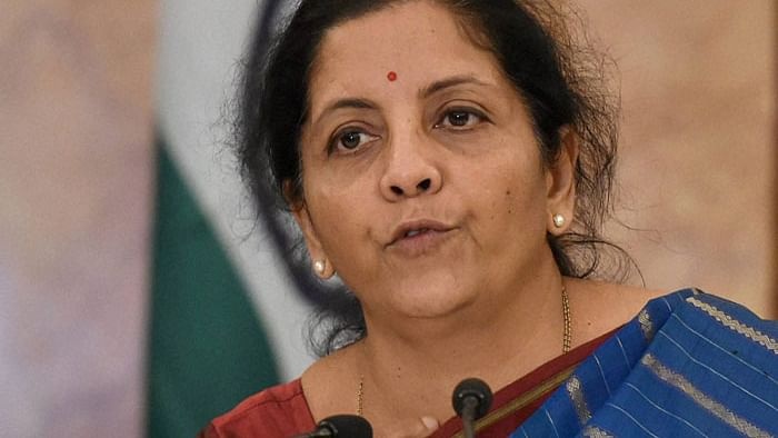 Corporate tax for large companies to be gradually cut to 25%: FM Sitharaman