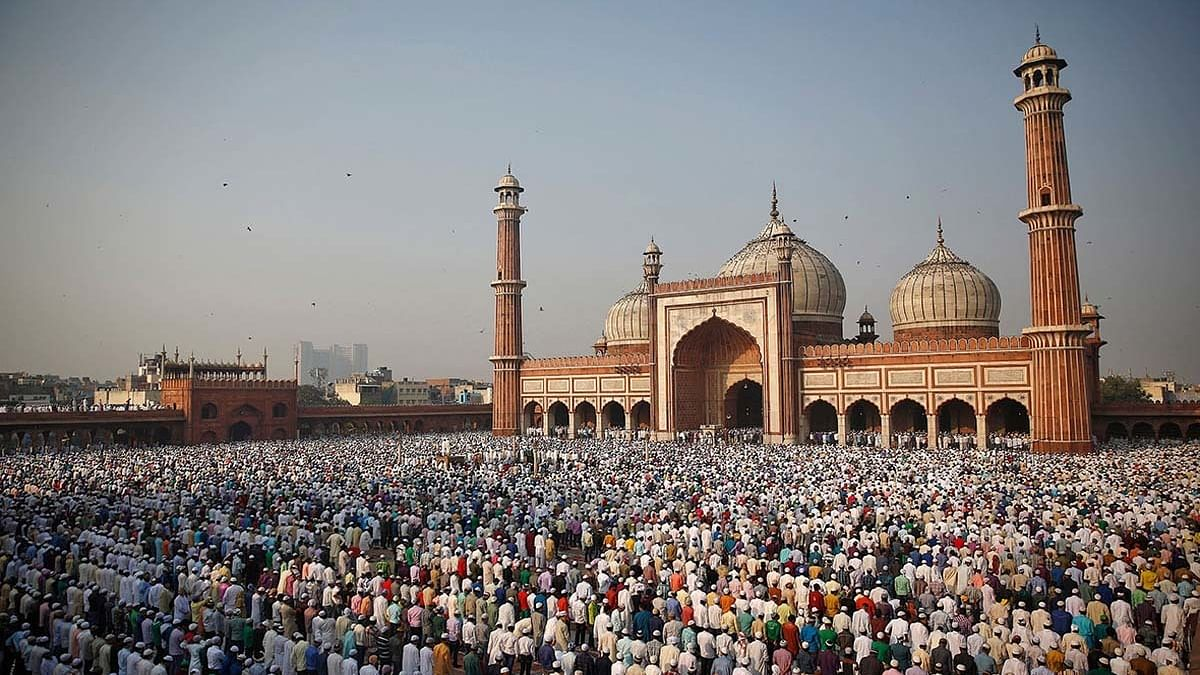 Muslims and nation building