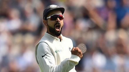 Virat Kohli is one win away to be India's most successful Test captain