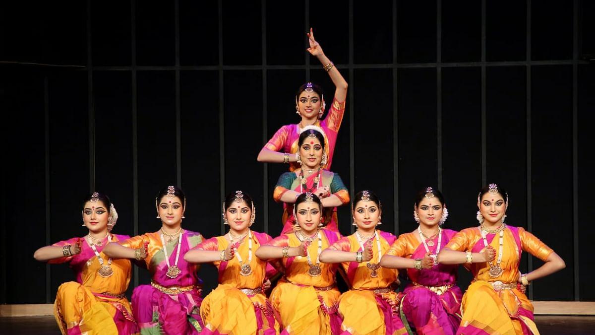 Akhandalaya Unvanquished Rhythm celebrates the ever flowing cycle of creation