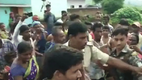 Woman thrashed by mob over suspicion of Child-lifter, rescued in Jharkhand's Giridih