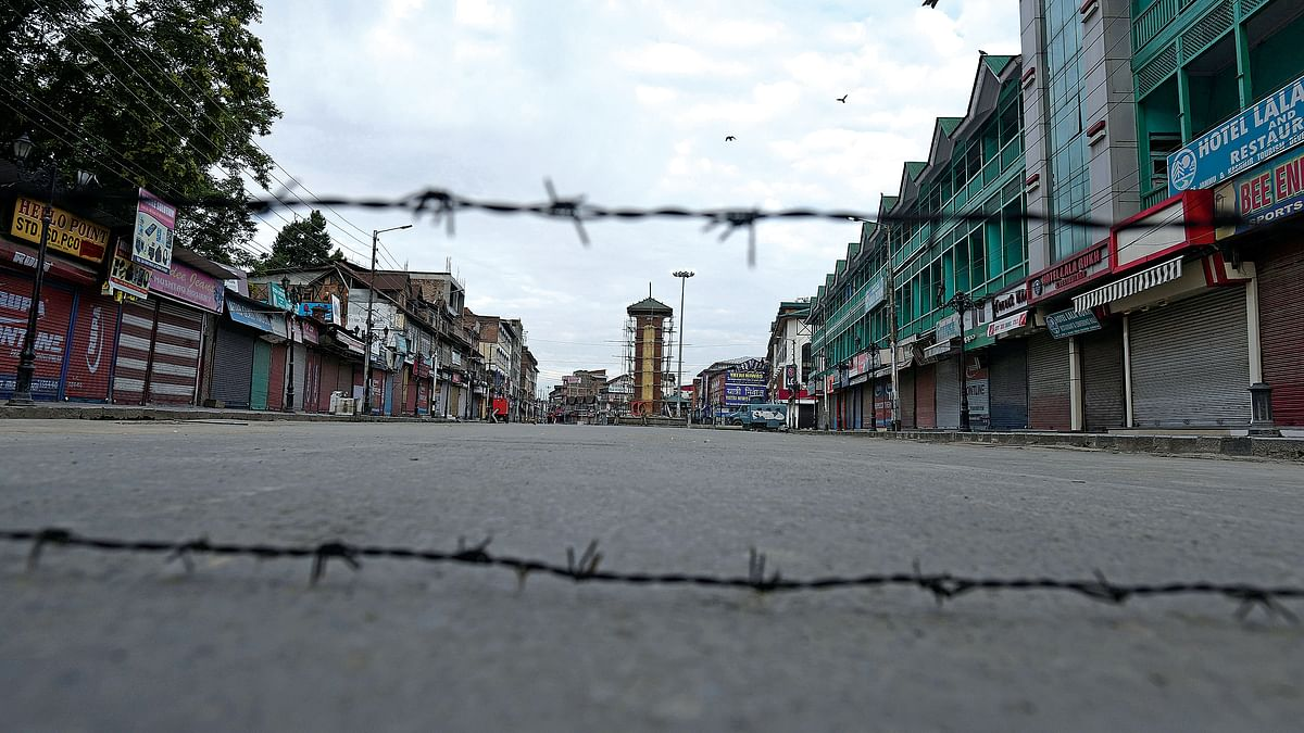A Kashmiri voice from the forbidden Valley: The Siege Within
