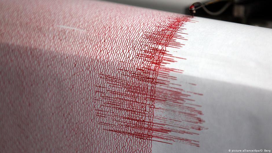 6.7-magnitude quake strikes Indonesia