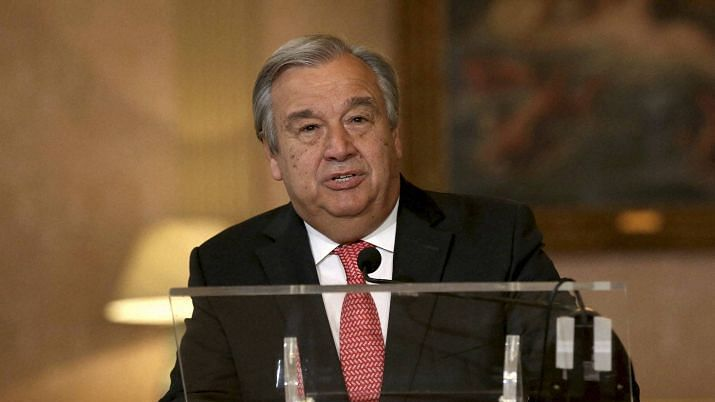 Pakistan Foreign Minister Qureshi dials UN chief over Kashmir