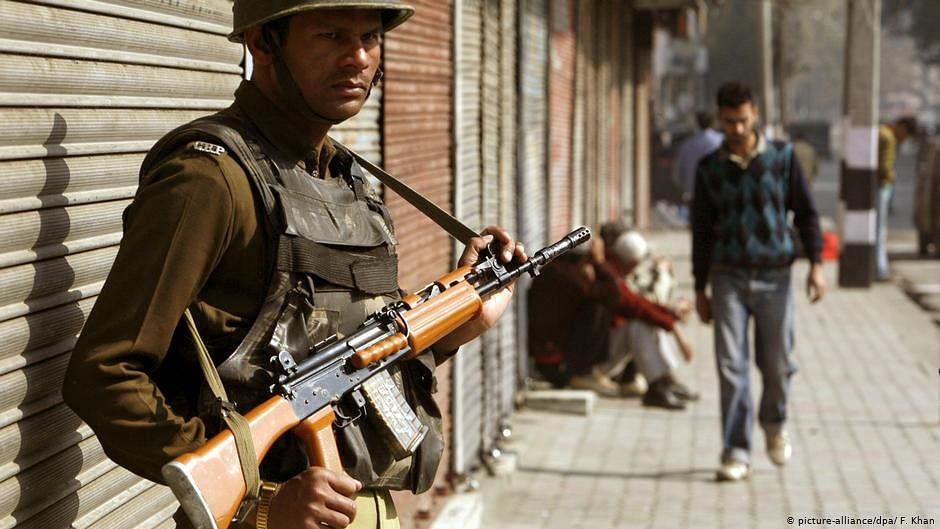 """PCI says media clampdown in Kashmir is in """"national interest"""""""