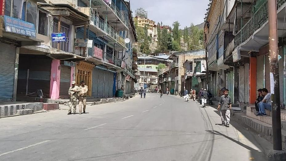 Article 370: Kargil shuts down to protest UT status; BJP Drass leader extends support