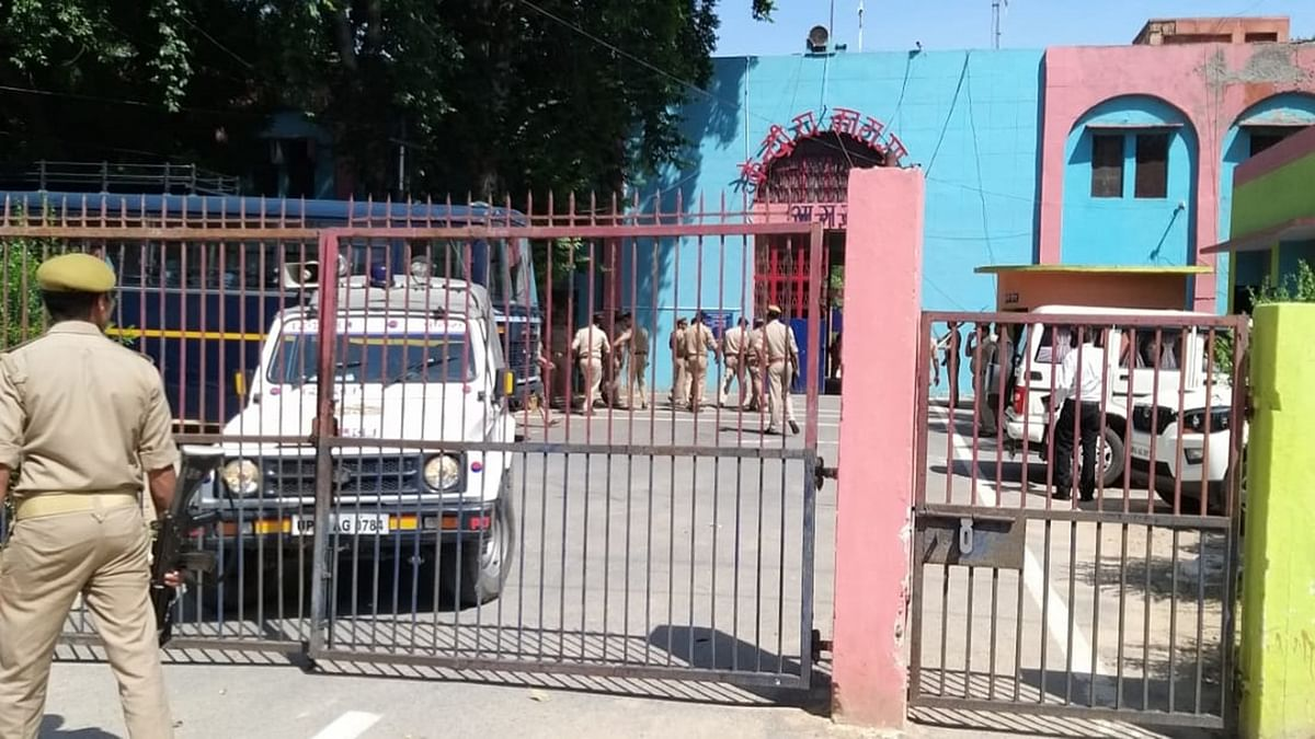 Jammu and Kashmir: 30 more prisoners shifted to Agra