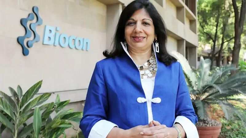 I was asked by a govt official to not to talk about IT harassment, says Kiran Mazumdar Shaw