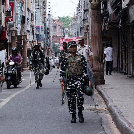 Kashmir: The world's most dangerous conflict (File picture)