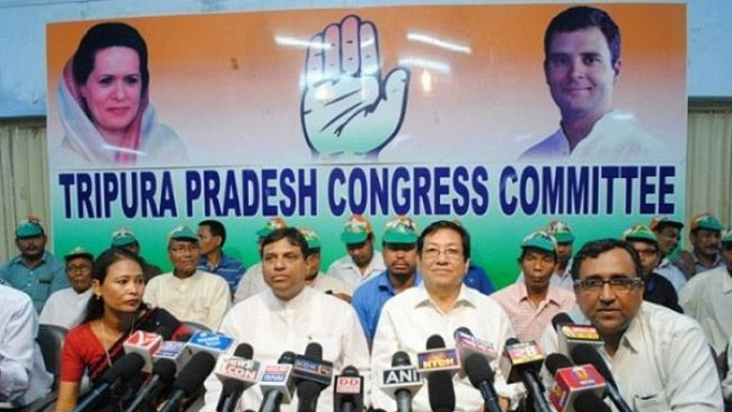 Congress to sue BJP-led state government in Tripura