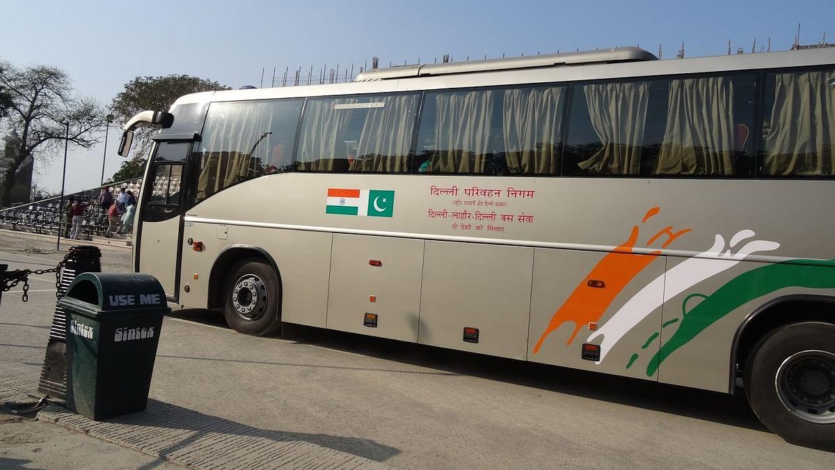 DTC suspends Sada-e-Sarhad bus between Delhi-Lahore