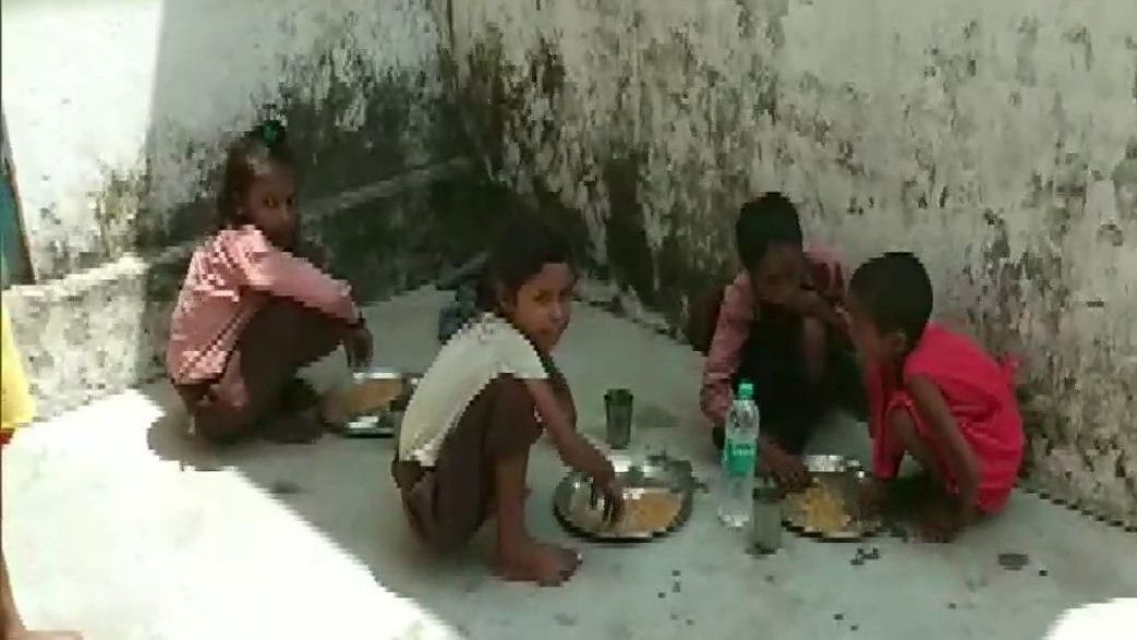 Video showing discrimination against Dalit students in UP goes viral, probe ordered
