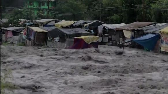 Over 55 killed in rain related incidents in North India, Yamuna breaches danger level