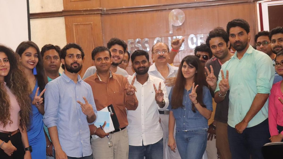 Upcoming actors from north India  selected for new Bollywood flick 'Pune to Goa'