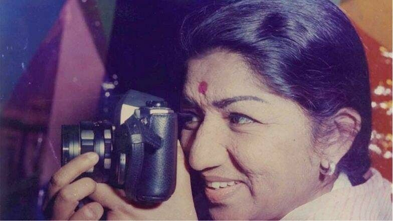 World  Photography Day: Had I not been a singer, I would have been a photographer, says Lata Mangeshkar