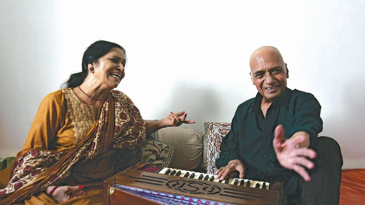 Remembering the king of music, Khayyam Sahab