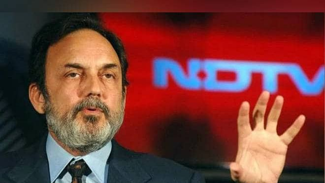 CBI books senior journalist Prannoy Roy in new case against NDTV for alleged FDI violation
