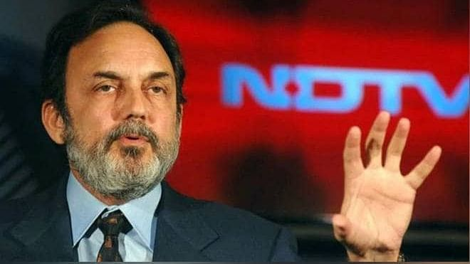 NDTV's Prannoy, Radhika Roy stopped from leaving India