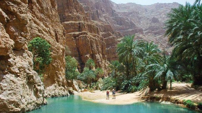 Oman: A honeymoon on the road less traveled