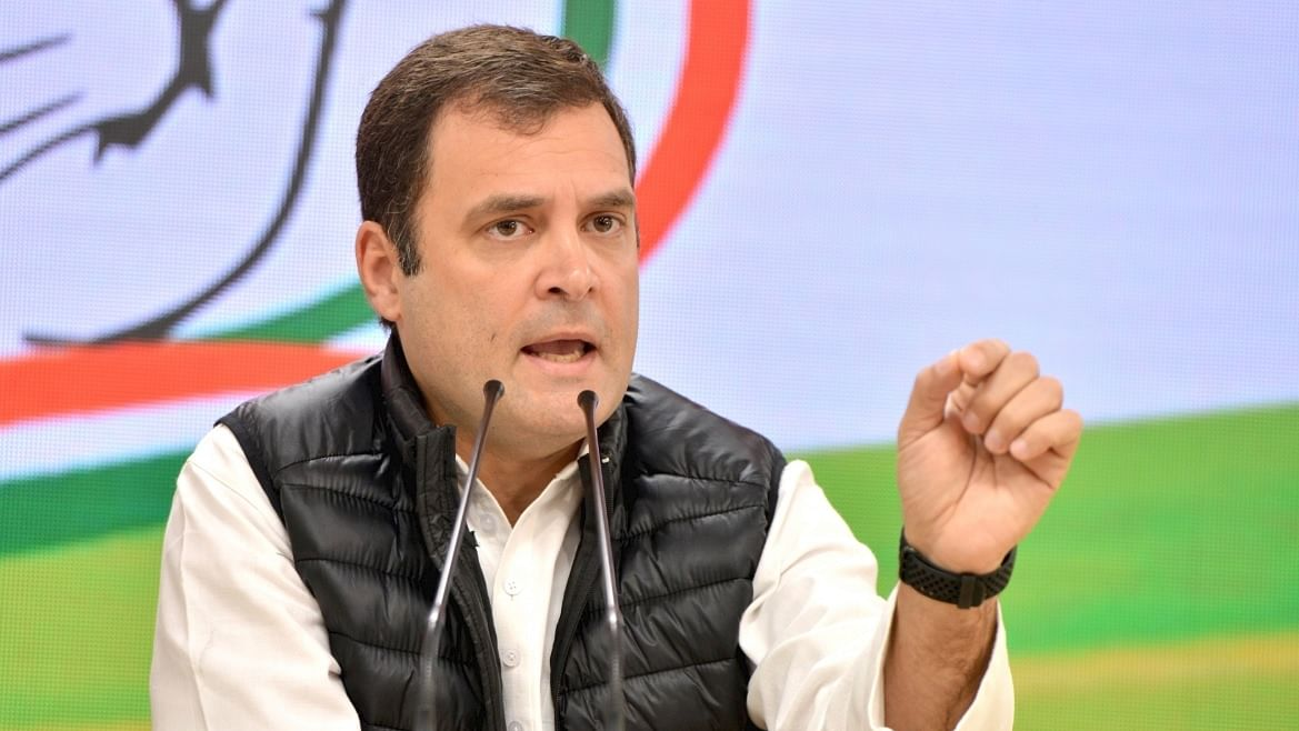 Rahul Gandhi condemns Khattar's comment on Kashmiri women: 'Women are not assets to be owned by men'