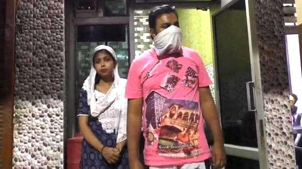 Muslim BJP leader's husband beaten up in Aligarh