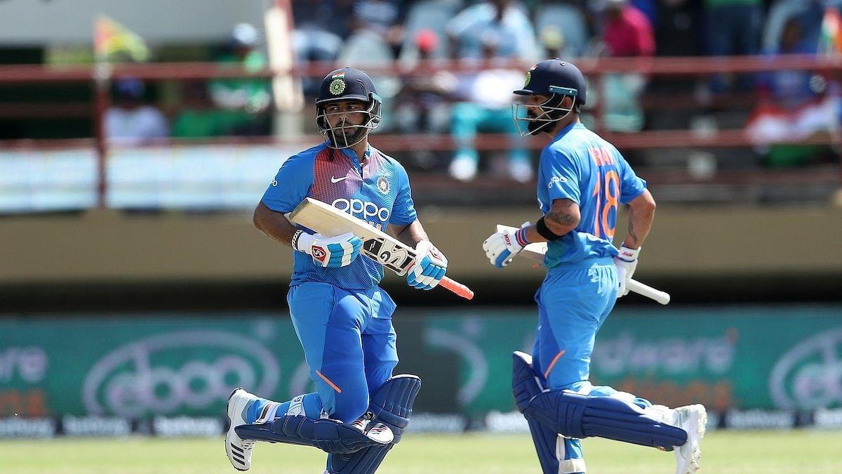 Kohli, Pant score fifties as India complete series sweep