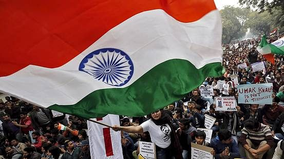 Nationalism is meant to unite; it is not a tool to grab power