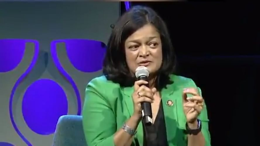 Indian-American Congresswoman Pramila Jayapal,'troubled' by reports of arrests in Kashmir