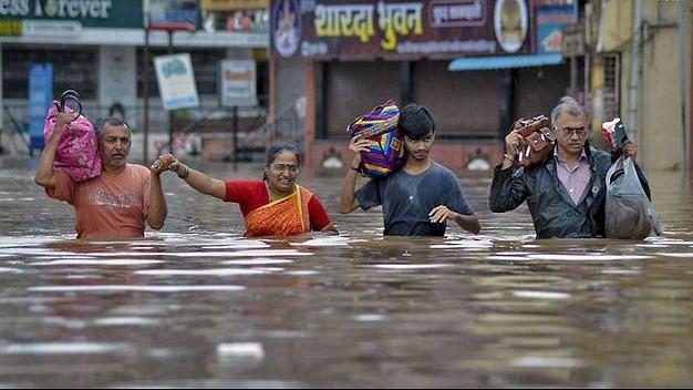 Janmashtami 2019: Floods cast shadow on 'dahi handi' celebrations in Maharashtra
