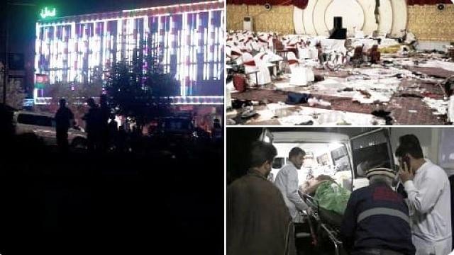 63 killed, 182 injured in Kabul wedding blast in Afghan capital, Islamic State claims responsibility